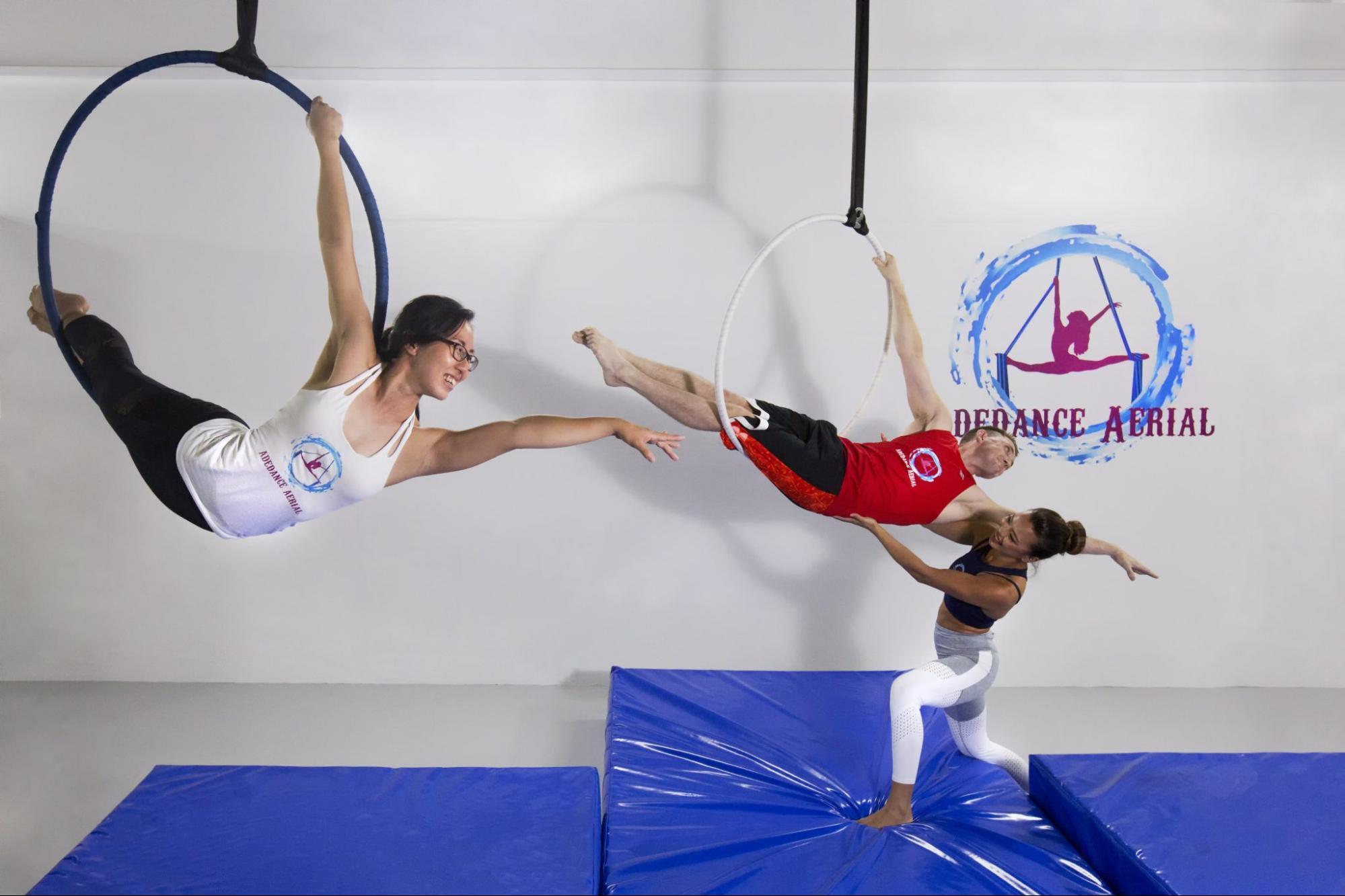 Adedance Aerial hoop