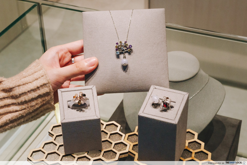 Gen.K jewellery