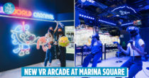 New World Carnival Is A Giant Arcade With VR Escape Rooms & Classic Games From $0.15