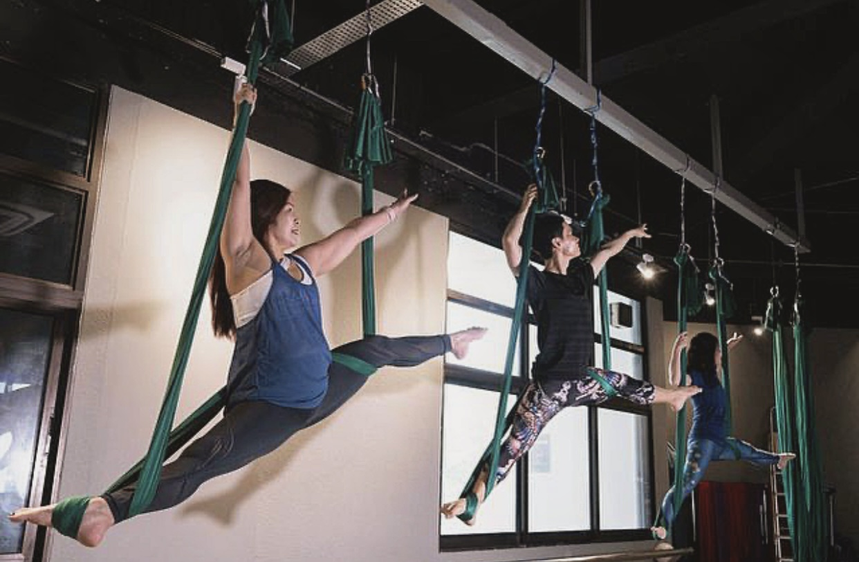 FlyWith Fitness class