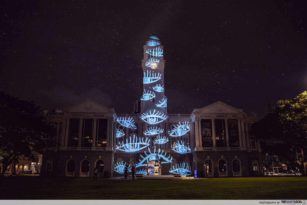light-to-night-festival-2021- asian civilisations museum