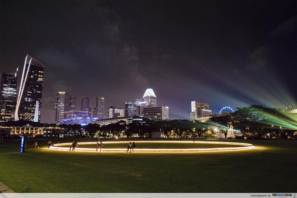 light-to-night-festival-2021 - padang field