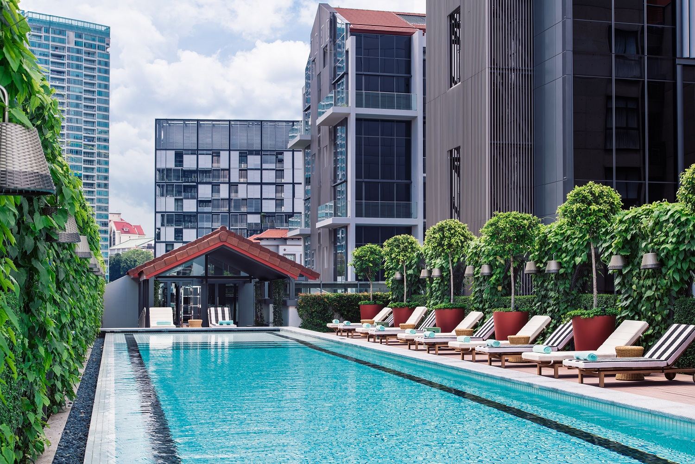 m social staycation package 2021 (6) - M social rooftop pool