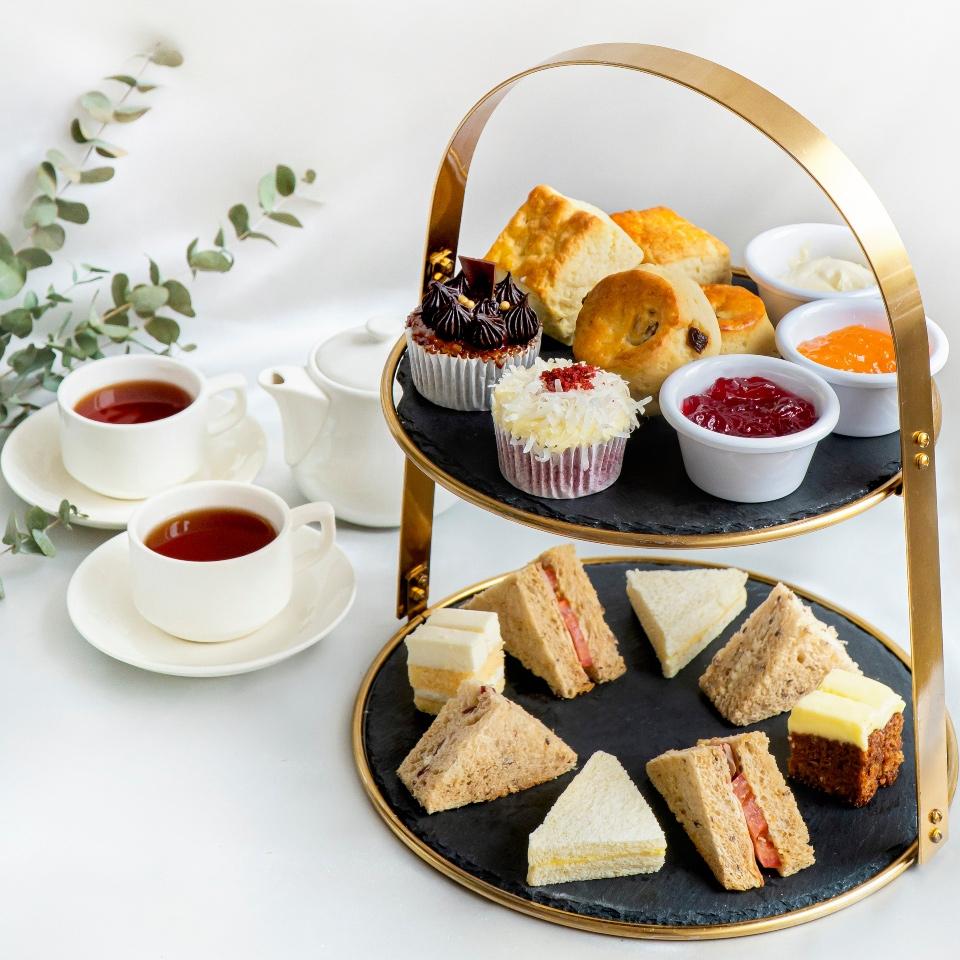 The marmalade pantry high tea
