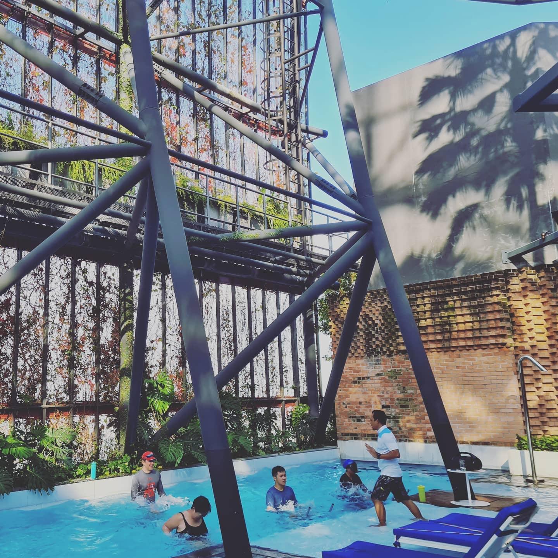 Oasia Hotel Downtown Aquaspin