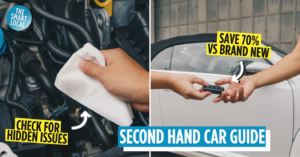 second hand used car singapore - cover