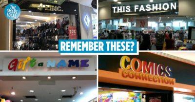 Shops 90s kids loved
