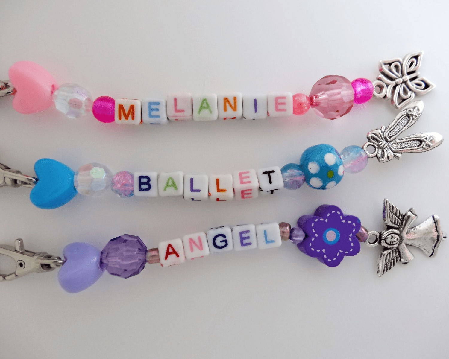 Name bracelets from Gift A Name