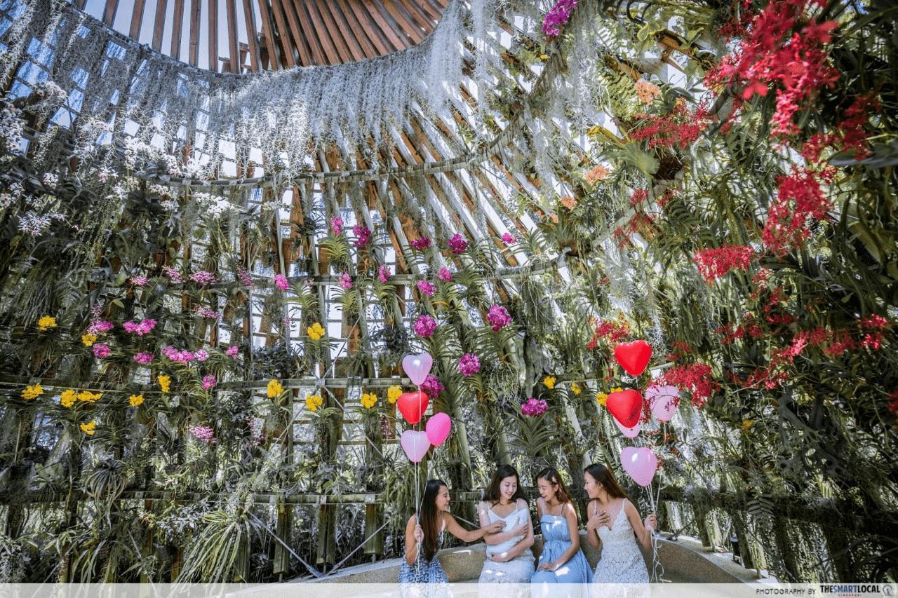 Shangri-La's Orchid Pavilion