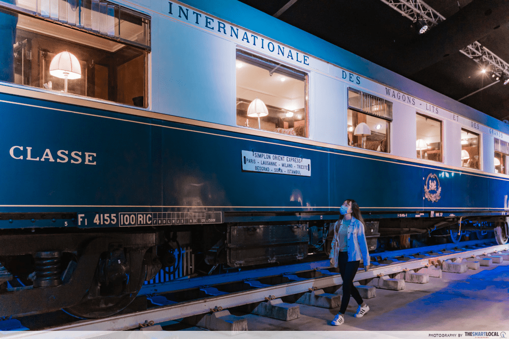 Once Upon A Time On The Orient Express - Things to do in January 2021