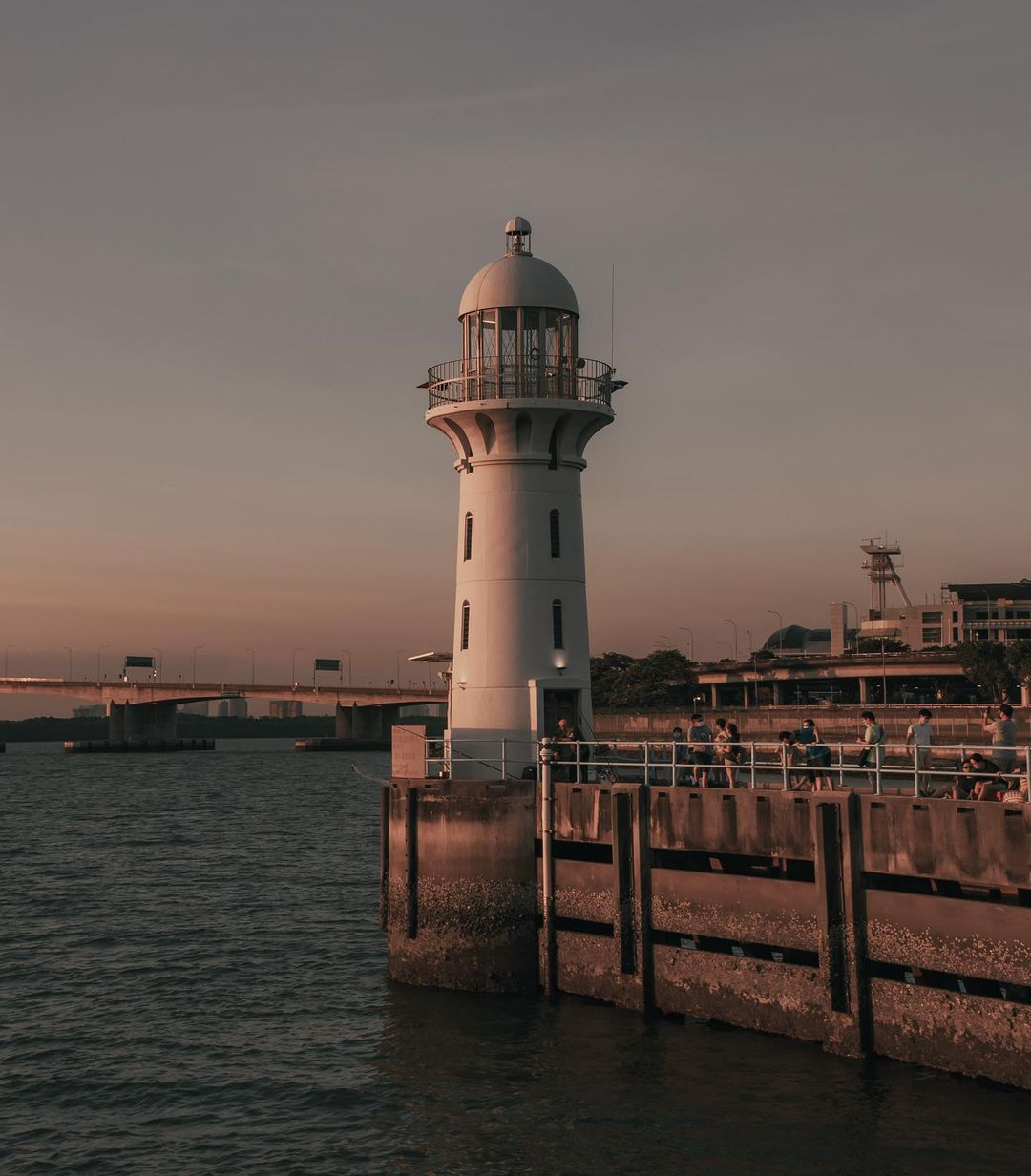 Raffles Marina's Lighthouse - Things to do in January 2021