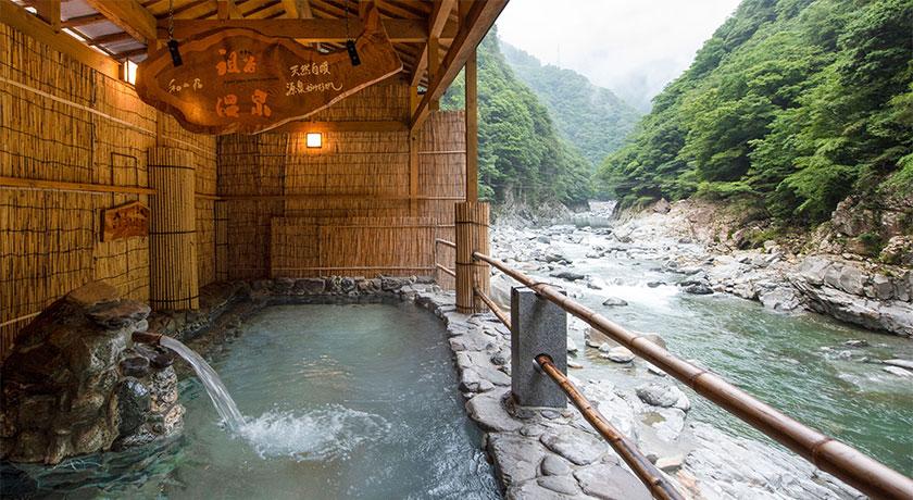 Iya onsen - things to do shikoku