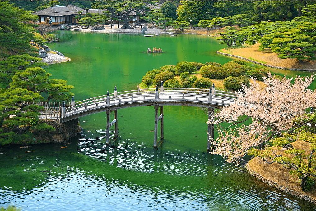 Ritsurin Garden Shikoku
