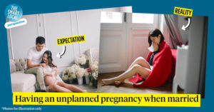 unplanned pregnancy in Singapore
