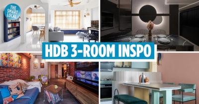 hdb 3 room inspiration
