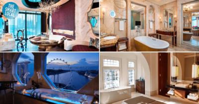 Hotel Staycation Bathtub
