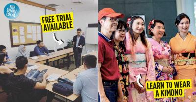 Japanese classes singapore