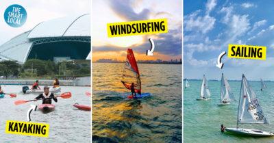 water sport singapore