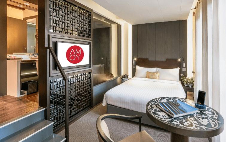 AMOY Hotel Singapore - Room