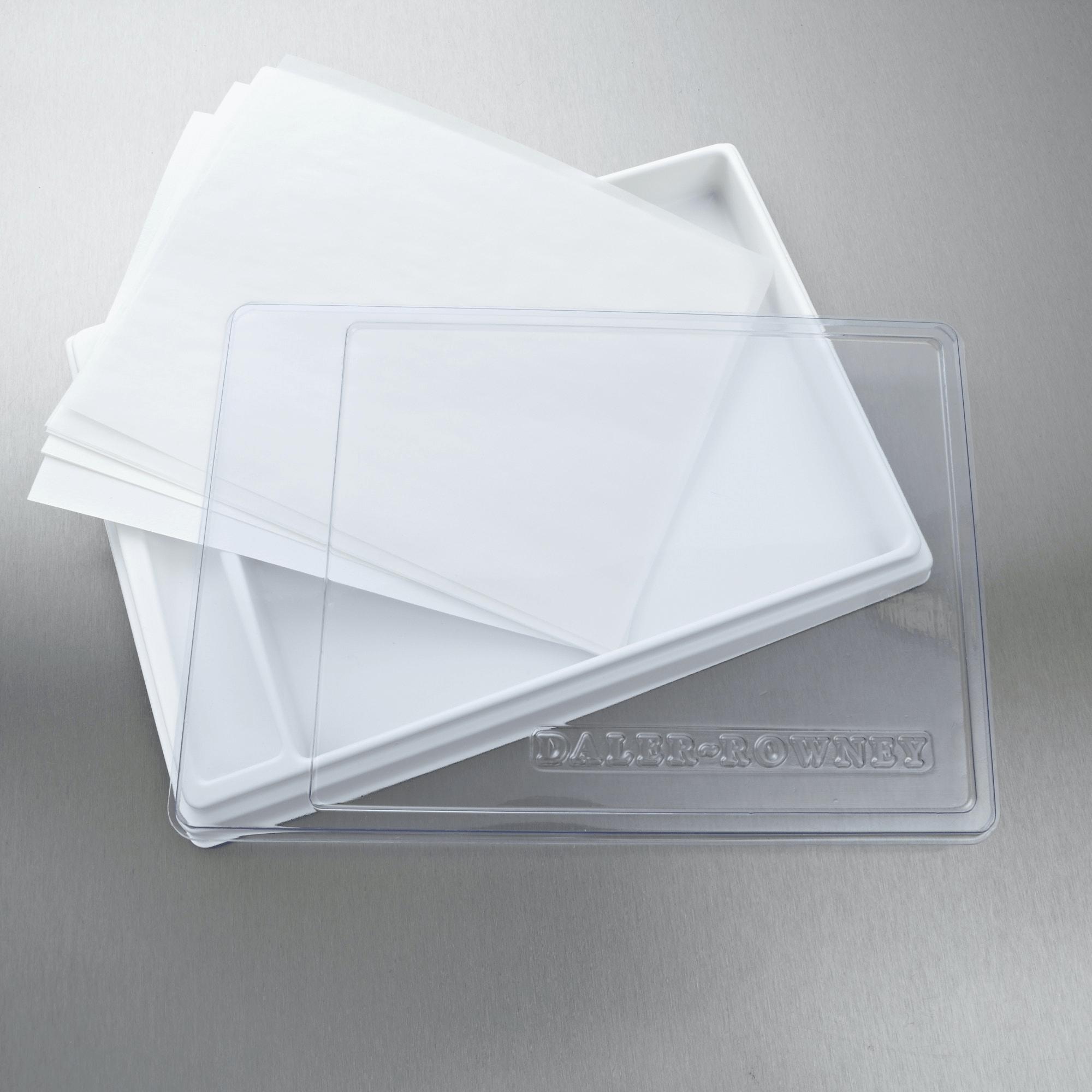 daler rowney saywet palette lid and paper
