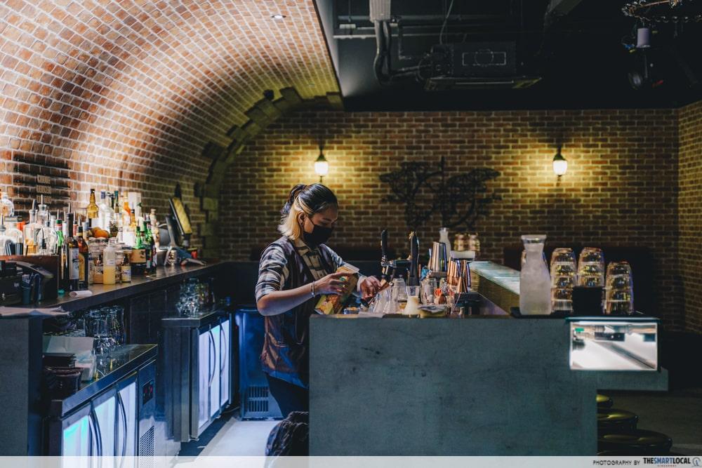 Bartender at Rails