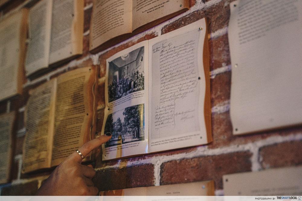Book wall at Rails
