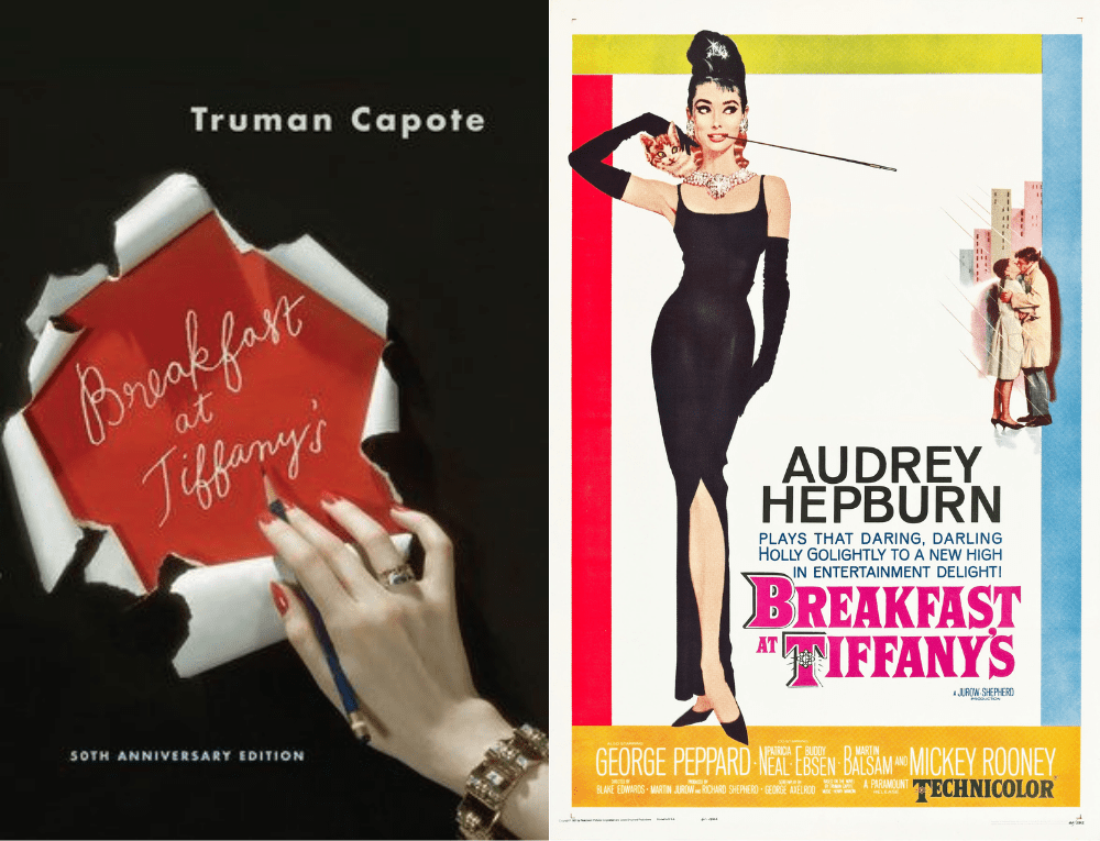free ebooks - Breakfast At Tiffany's Book vs Movie