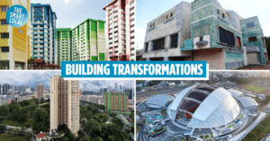 Building Transformations in Singapore
