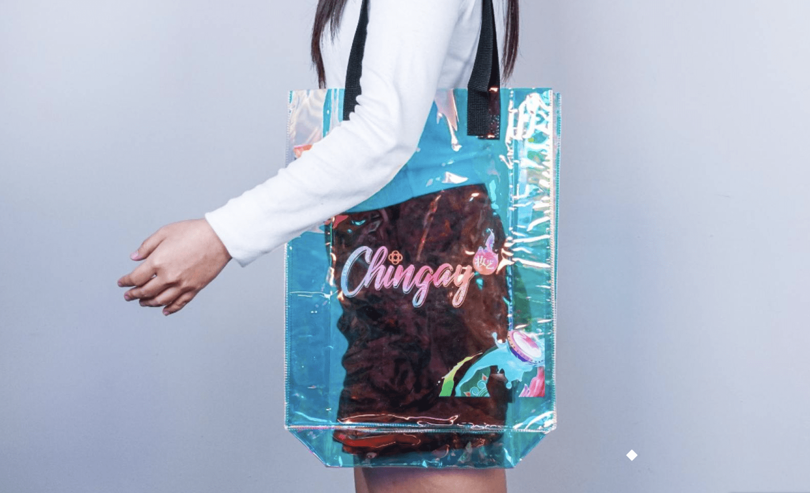Chingay tote bag