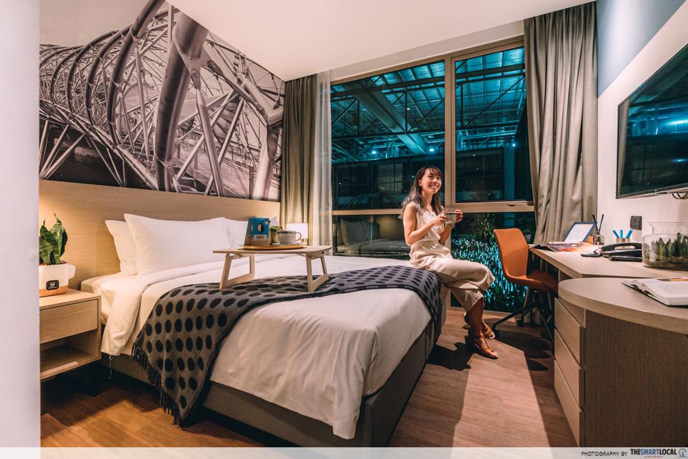 Modern rooms