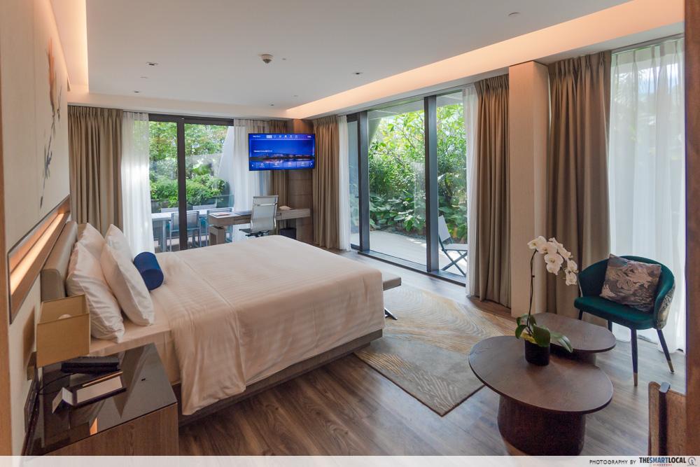 Dusit Thani Laguna Singapore - Prestige Verandah Suite