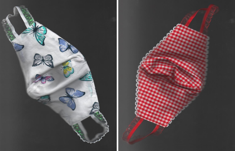 masks from closet children