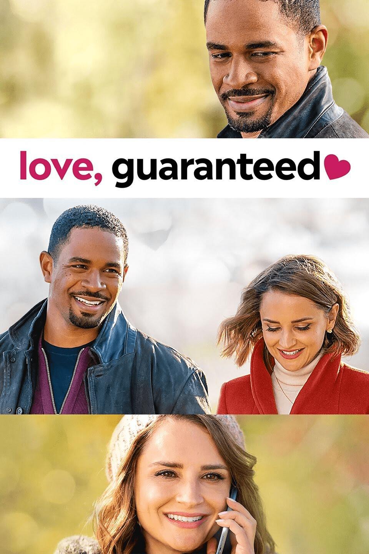 Love Guaranteed Movie Poster-min