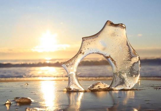 beautiful sculpts of toyokoro jewelry ice