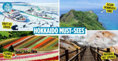 must-see nature sights in hokkaido