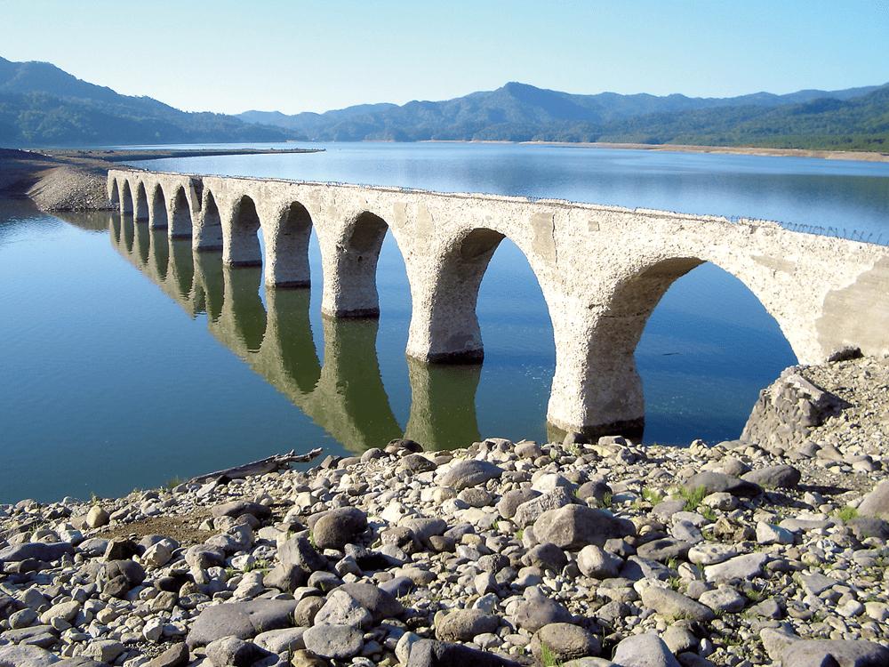 the Taushubetsu River Bridge