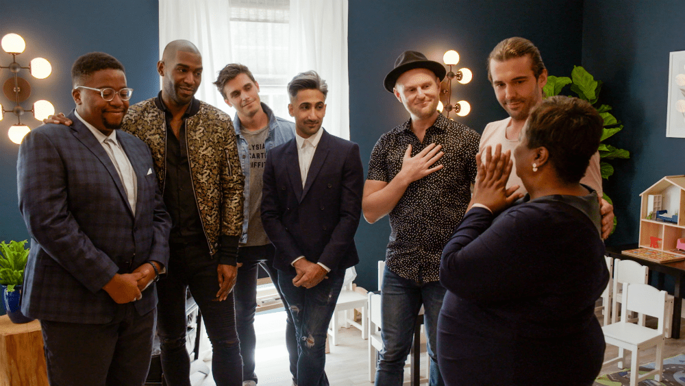Queer Eye - Netflix Reality Shows