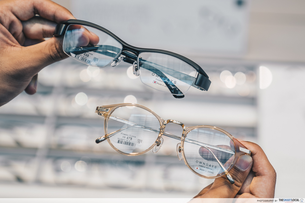 the trendy and functional style glasses from the limited edition collection