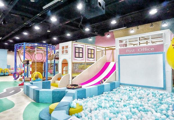 Smigy indoor playground PLQ mall