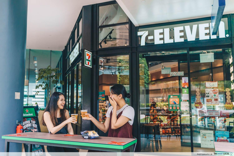 7-Eleven PLQ Parkside - Paya Lebar