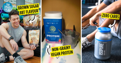 protein powders in singapore