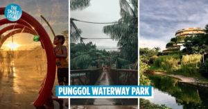 Punggol Waterway Park Cover Image