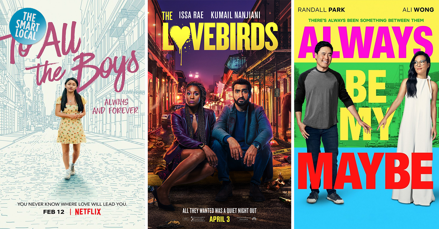 8 Netflix Romantic Comedy Movies For Couples Skipping ...