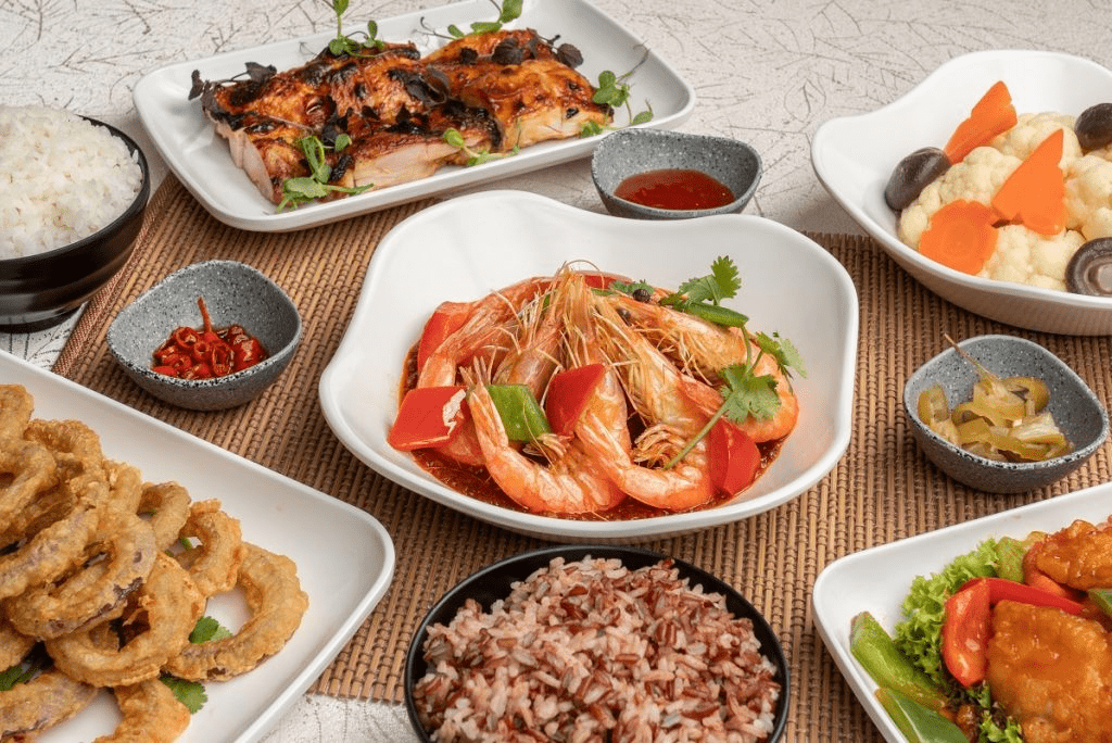 Royal Cuisine Group Tingkat Delivery