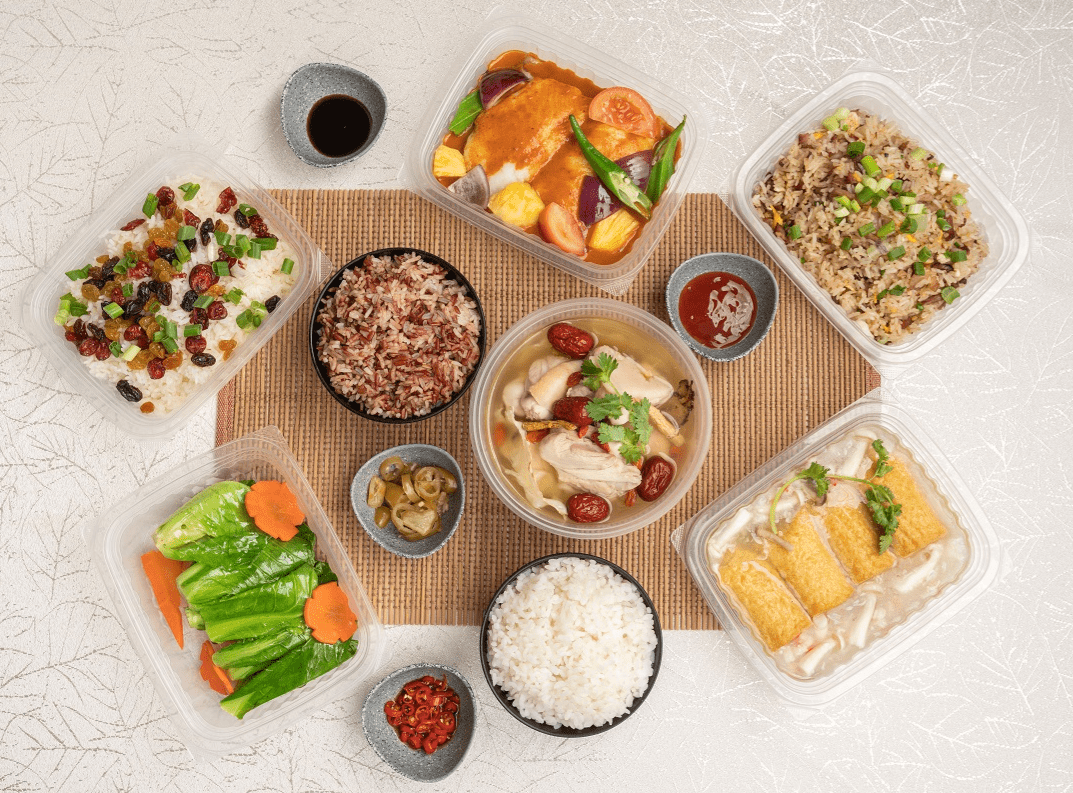 Royal Cuisine Group - Tingkat Delivery