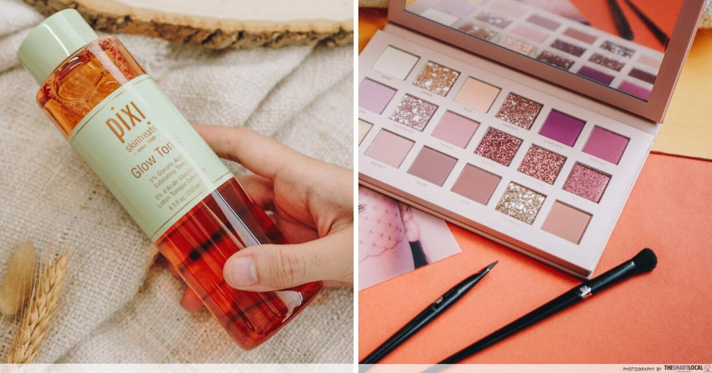 Sephora Makeup Products Pixi and Huda
