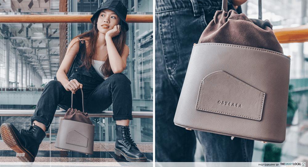 Ostkaka Numer Drawstring Bag