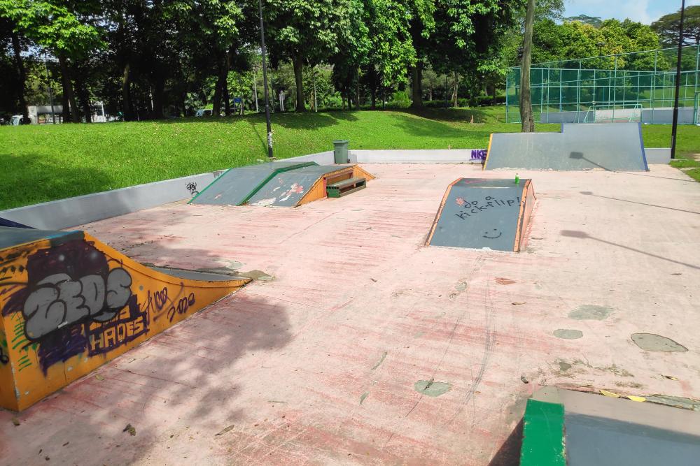 Jurong West Skatepark