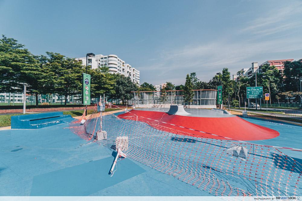 Hougang Skatepark
