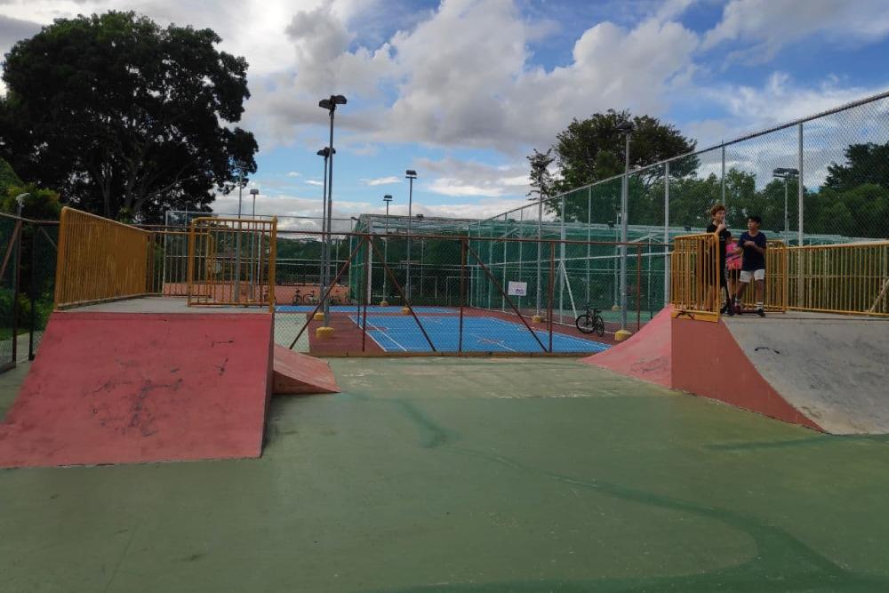 Buangkok Skatepark
